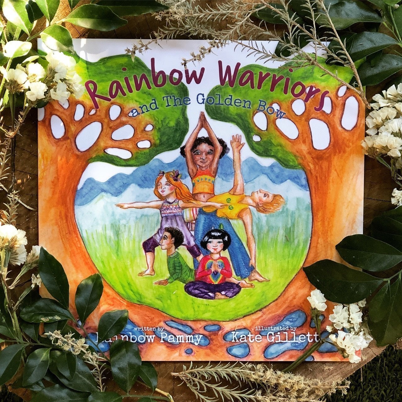 Rainbow Warriors and The Golden Bow